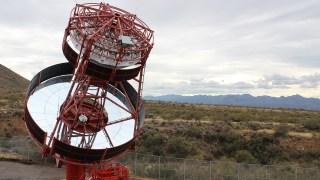 University of Alabama assists in detection of Crab Nebula gamma rays using innovative telescope
