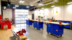 Flight Works Alabama offers specially designed workshops, classrooms and fabrication areas to train potential future aviation workers in skills such as 3D printing, sublimation and precision measurements. (contributed)