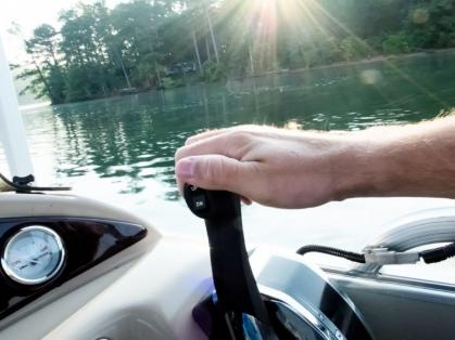Whether it's lakes, rivers or the Gulf of Mexico, there are numerous waterways for boating in Alabama. (Getty Images)