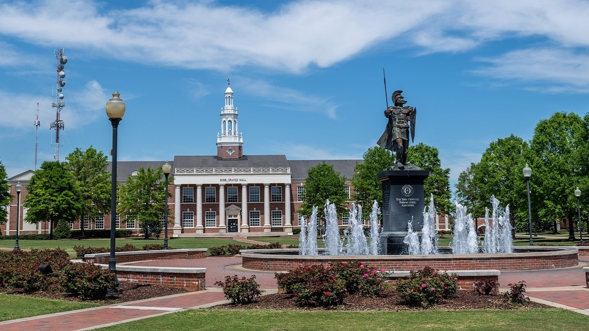 Troy University renames Bibb Graves Hall in honor of John Lewis