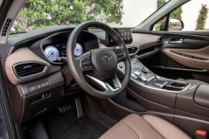 Hyundai has unveiled the 2021 Santa Fe. (Hyundai)