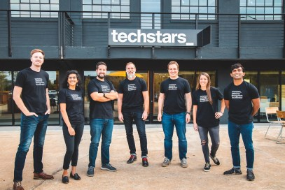 The staff that made Techstars Alabama EnergyTech Accelerator happen. (contributed)