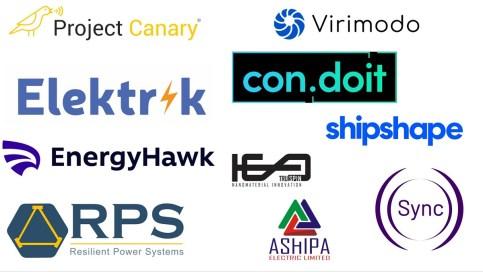 Ten innovative companies formed the inaugural class of Techstars Alabama EnergyTech Accelerator. (contributed)