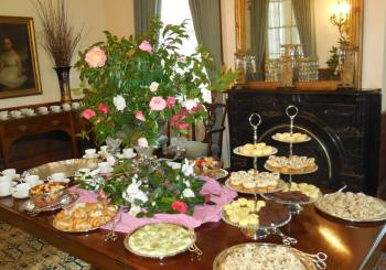 Bragg-Mitchell Mansion's Annual Spring Tea