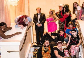 Mobile Mystery Dinners Masquerade Murder Cast