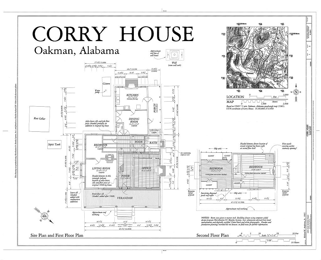 Walker County Historic Pictures The Home Of C J
