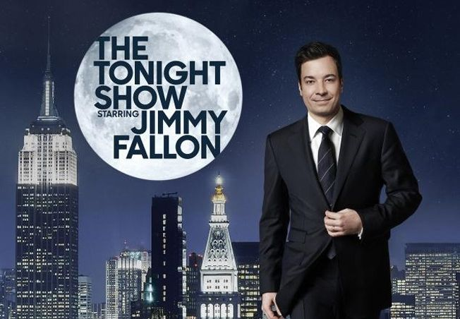 Image result for jimmy fallon tonight show poster