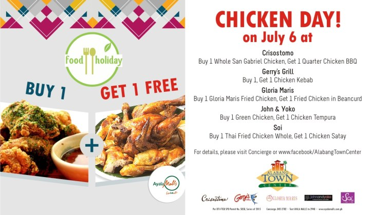 CHICKEN day FB