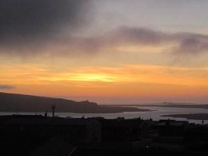 Alabasterbox B&B Sunsets