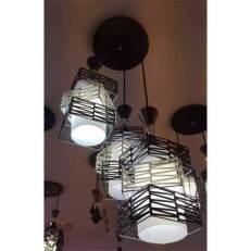 Cased Pendant Ceiling Light