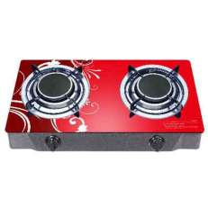 Sonik Double Burner Gas Cooker SGS 388