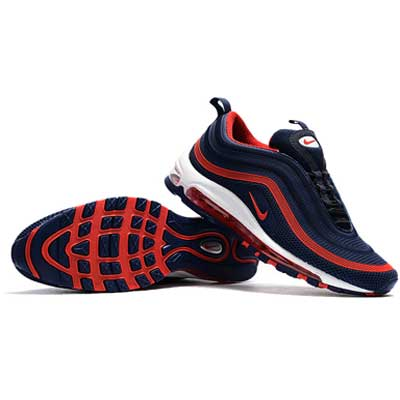8d318f6736 Nike Air Max 97 KPU Navy Blue Red White | Alabastore.com
