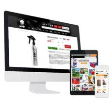 eCommerce website online store