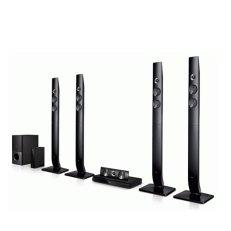 LG 1200W 5.1Ch DVD-HTS LHD756W