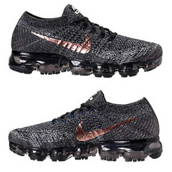 fd4cb84b29b Nike Air VaporMax flyknit men running black