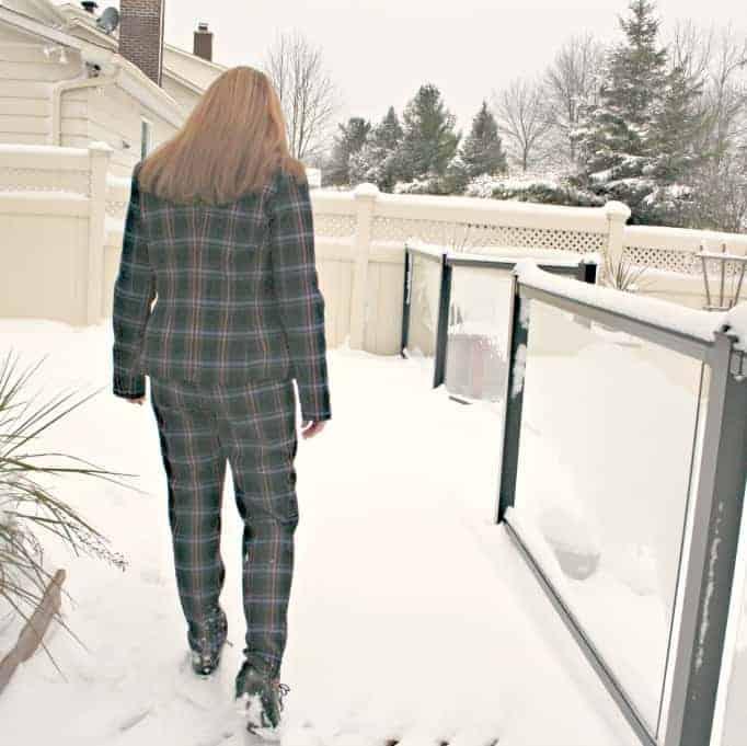 Ottawa snow storm Dec 10, 2014