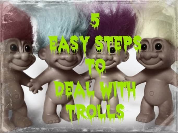 5 ways to stop a troll
