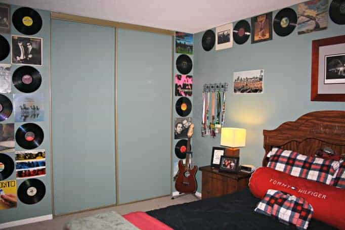 the room of records
