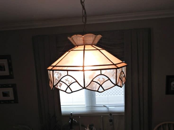 tiffany style light