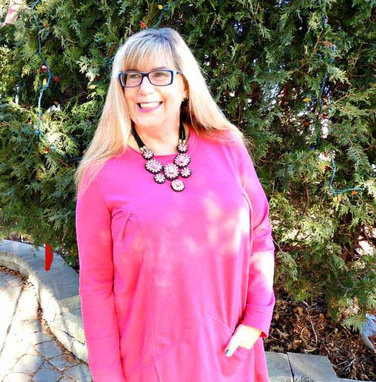 Flaunt it Necklace from 7 Charming Sisters and my New Chic Tunic