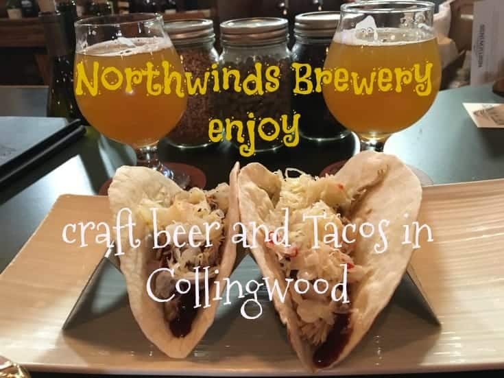 Northwinds Brewery and Kitchen in Collingwood