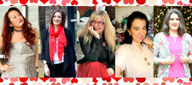 valentines Day with 5 bloggers
