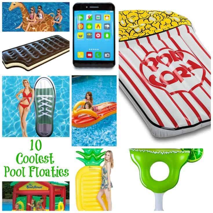 10 Coolest Pool Floaties