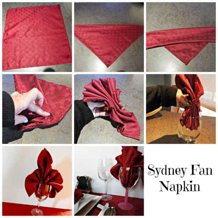 Sydney Fold Napkin