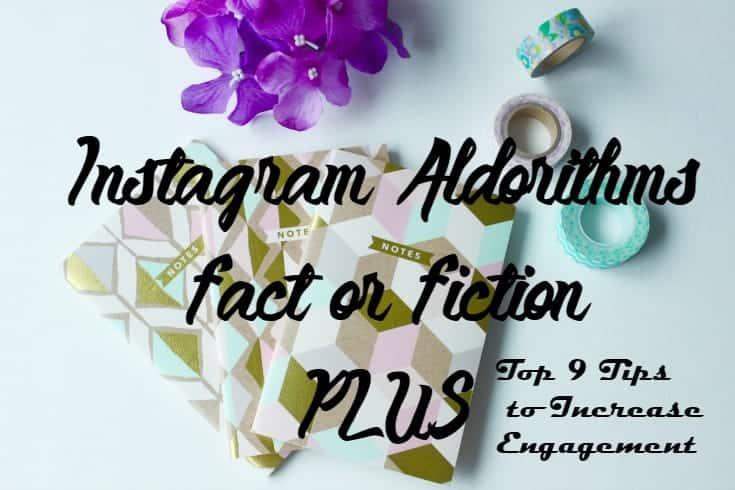 Instagram algorithms