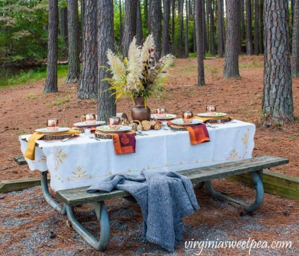 woodland table
