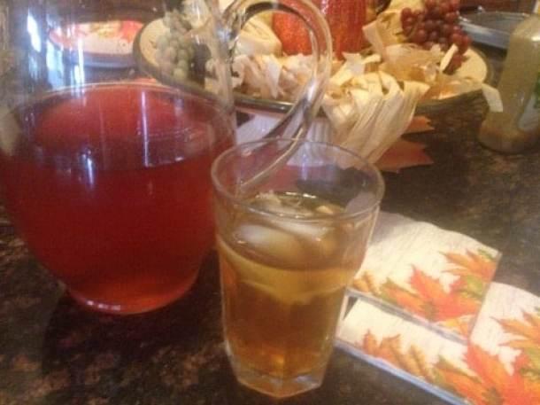 apple ice tea