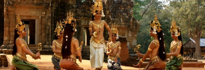 Danseuses Khmers