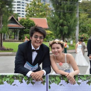 Art. 8 – Bangkok : Un spectacle loufoque dans le Lumphini Park