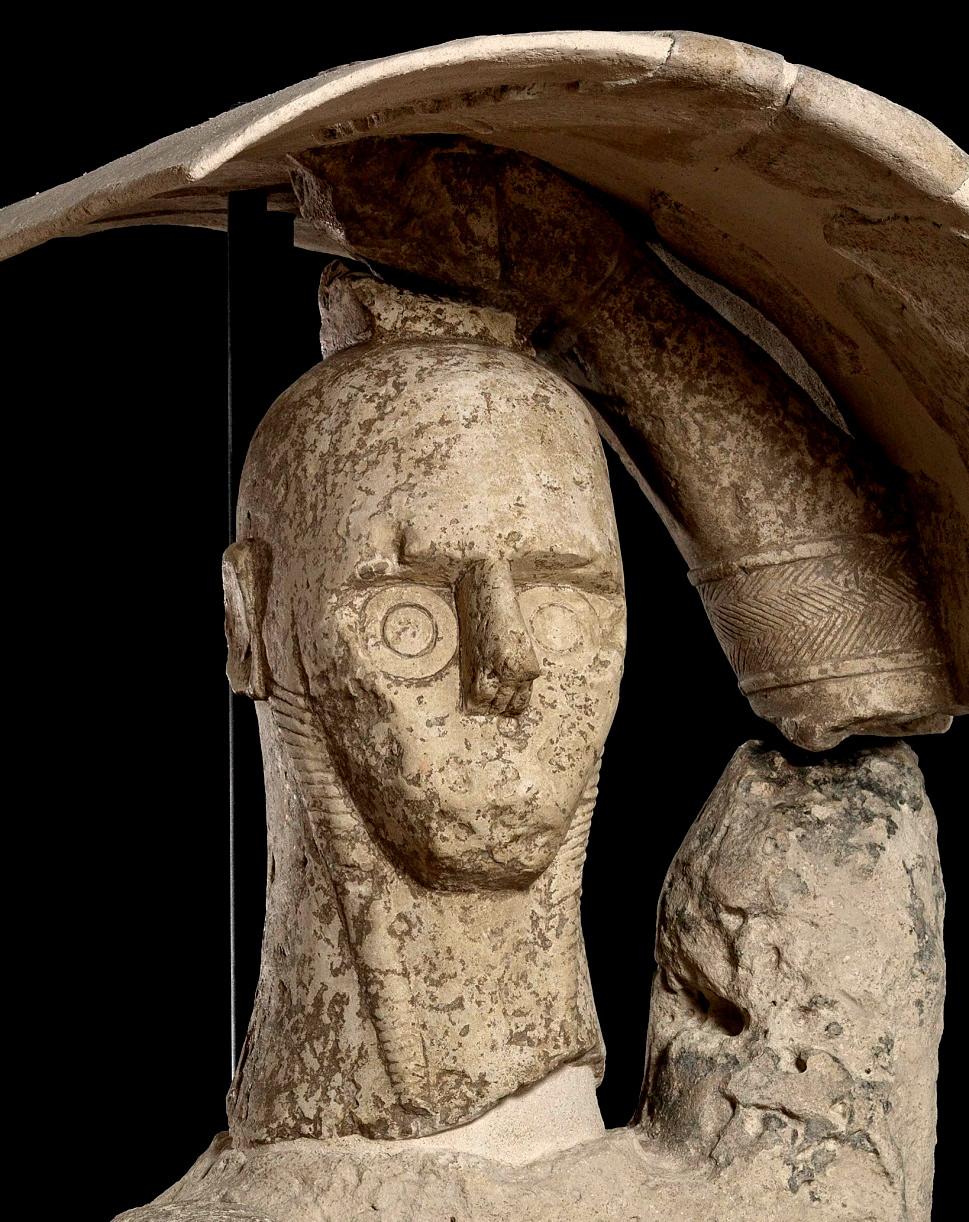 Statue Mont'e Prama il pugilatore16_original