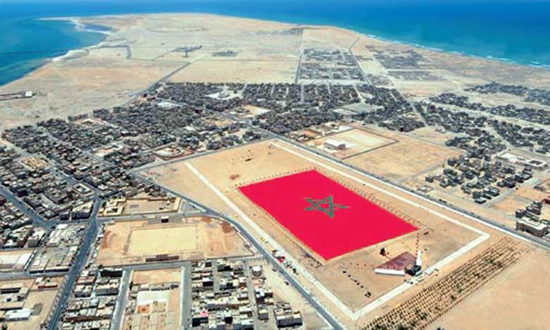 La ville de Dakhla Maroc