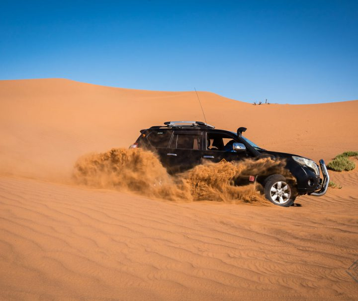 4wd Morocco