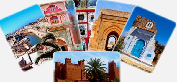 toursim of Morocco