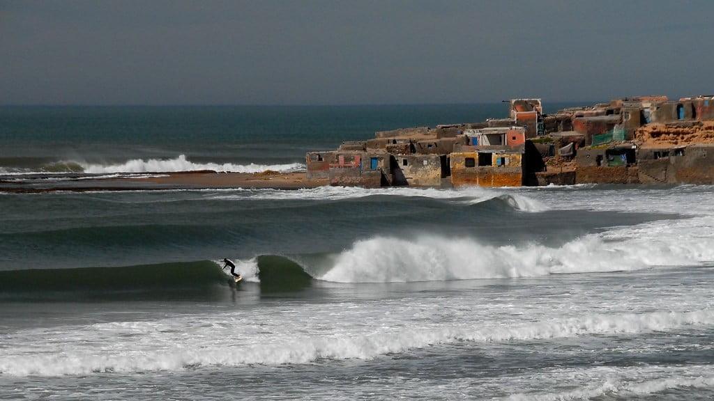 Surf Agadir, taghazout, madraba