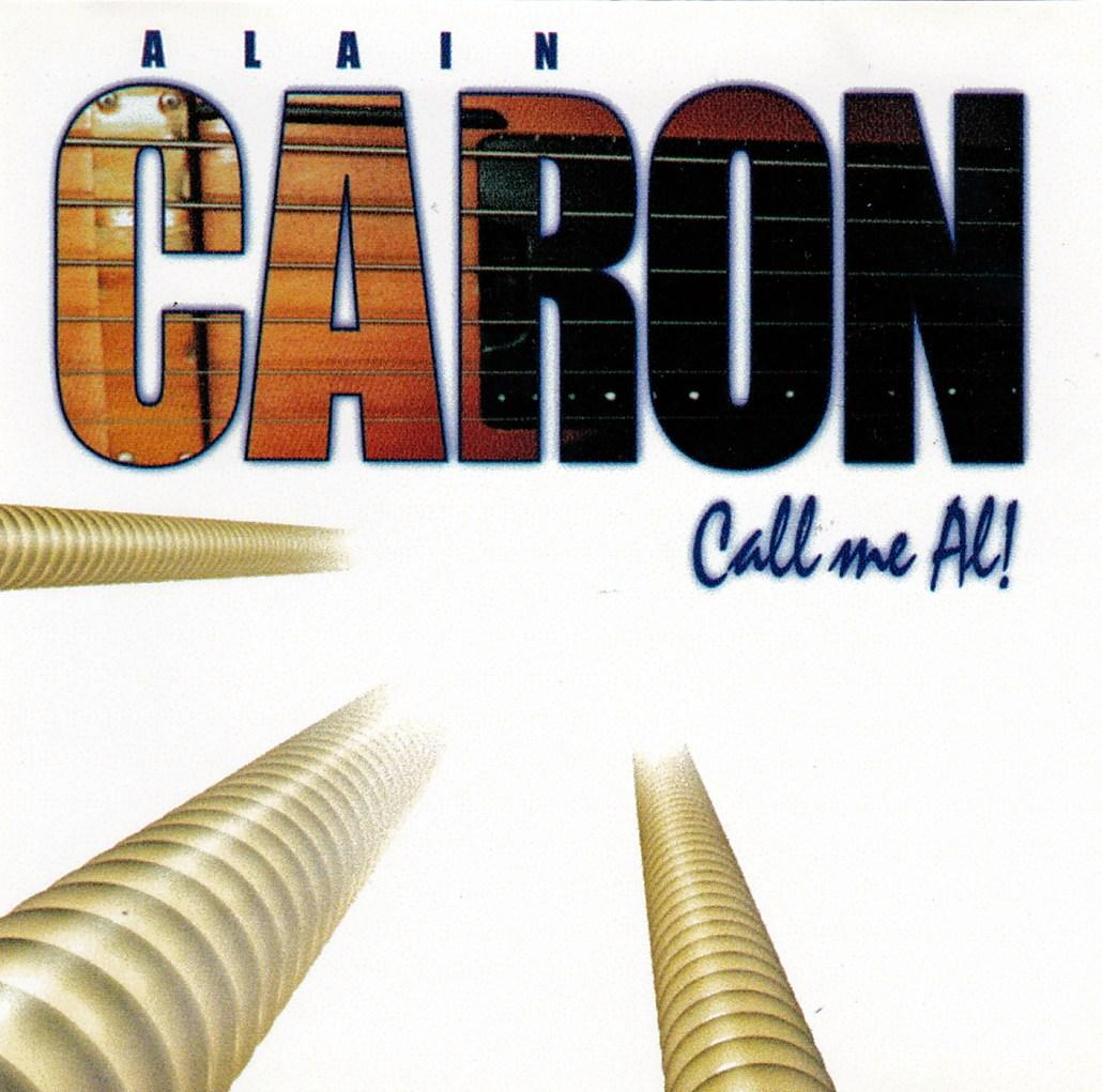 Call Me Al! cover art