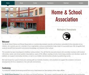 Strath Haven HS Home & School Website