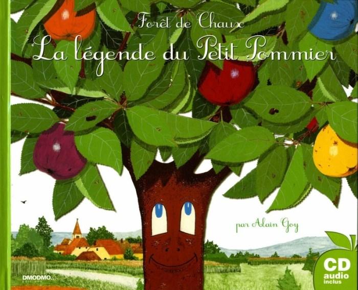 La Légende du Petit Pommier