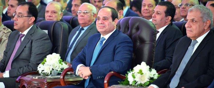 """""""جنرال إليكتريك"""" للسيسي: نهتم بمصر.. ونلتزم بالجودة والجدول الزمنى"""