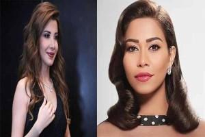 بالفيديو : شرين عبد الوهاب ترد على سوال نانسى عجرم