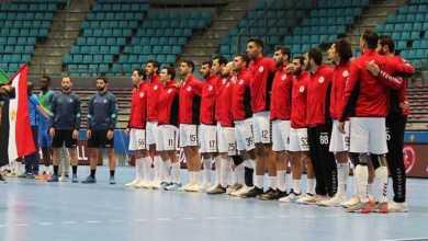 Photo of بث مباشر/  مشاهدة مباراة مصر والسويد في كأس العالم لكرة اليد