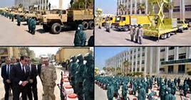 القوات المسلحة تواجه خطر كورونا