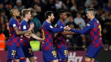 Photo of «ميسي» على رأس القائمة.. تشكيل برشلونة المتوقع في نصف نهائي «السوبر الإسباني»