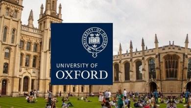 """Photo of منحة جامعة أكسفورد المملكة المتحدة """" ممولة بالكامل """""""