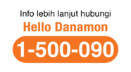 Call-Center-Bank-Danamon-500090. Bank Danamon Syariah di Cilegon BT