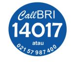 Call-BRI-14017. Kantor Bank BRI di Pekanbaru RI