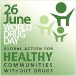 Giornata mondiale contro la droga